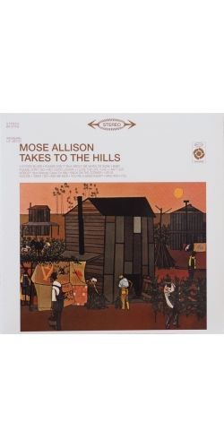 MOSE ALLISON - TAKES TO THE HILLS