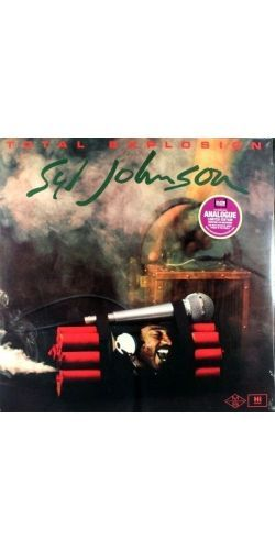 SLY JOHNSON - TOTAL EXPLOSION