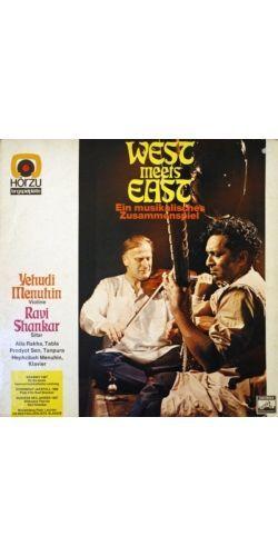 MEHUNIN / SHANKAR - WEST MEETS EAST