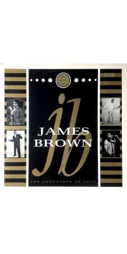 JAMES BROWN - THE GODFATHER OF SOUL