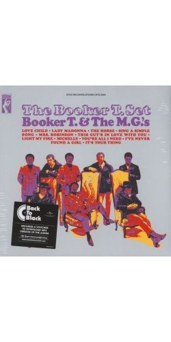 BOOKER T & THE MG'S - THE BOOKER T SET