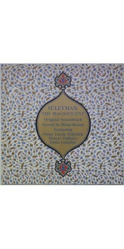 BRIAN KEANE - SULEYMAN THE MAGNIFICIENT