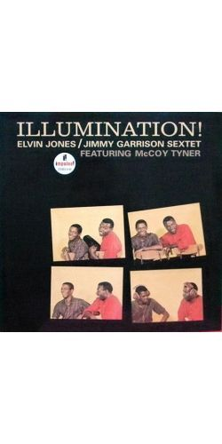E.JONES/J.GARRISON/McCOY TYNER - ILLUMINATION