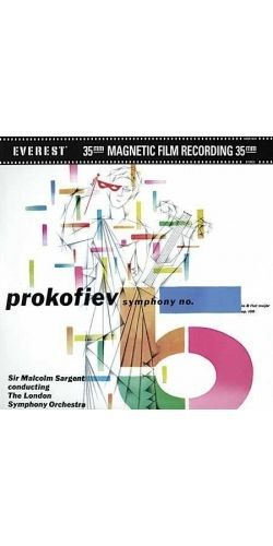 PROKOFIEV - SYMPHONY NO : 5 IN B FLAT MAJOR OP.100