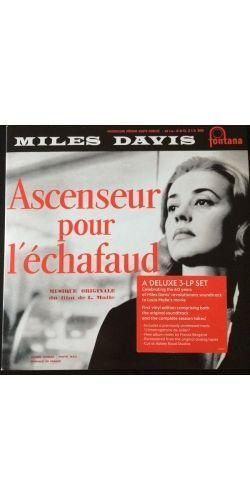 MILES DAVIS - ASCENSEUR POUR L'ECHANFAUD