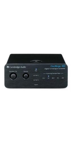 CAMBRIDGE AUDIO DAC MAGIC 100 (SILVER / BLACK)