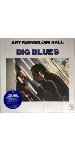 ART FARMER / JIM HALL - BIG BLUES