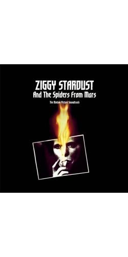 DAVID BOWIE - ZIGGY STARDUST & THE SPIDERS FROM MARS