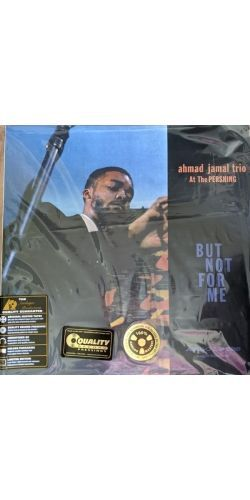 AHMAD JAMAL TRIO - AT THE PERSHING