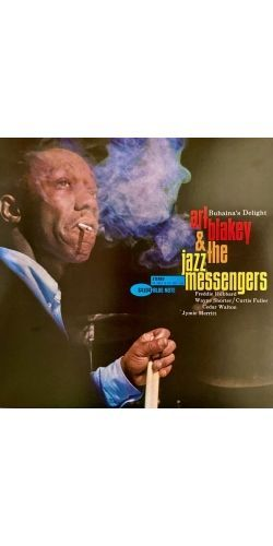 ART BLAKEY & THE JAZZ MESSENGERS - BUHAINA'S DELIGHT
