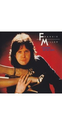 FRANKIE MILLER - STANDING ON THE EDGE