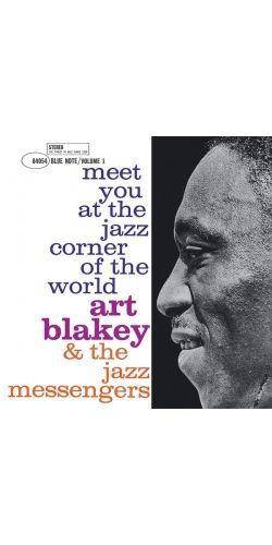 ART BLAKEY & THE JAZZ MESSENGERS - MEET YOU AT...