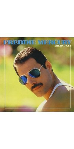 FREDDIE MERCURY - MR.BAD GUY (SPECIAL EDITION)