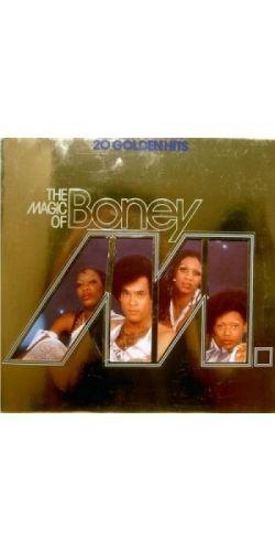 BONEY M - THE MAGIC OF BONEY M