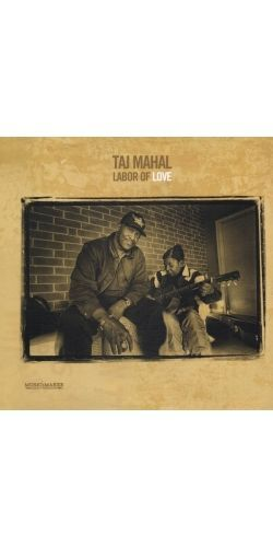 TAJ MAHAL - LABOR OF LOVE