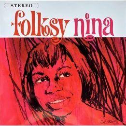 NINA SIMONE - FOLKSY NINA