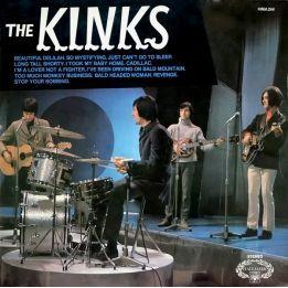 KINKS - THE KINKS