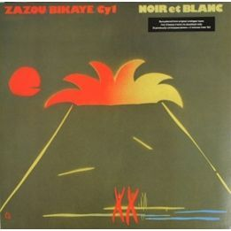 ZAZOU / BIKAYE / CY1 - NOIR ET BLANC