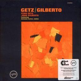 STAN GETZ / JOAO GILBERTO - FEAT.A.C.JOBIM