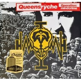 QUEENSRYCHE - OPERATION : MINDCRIME