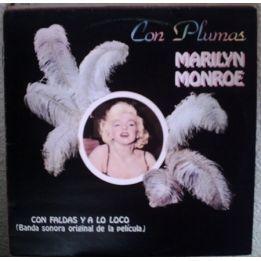 VARIOUS - MARILYN MONROE CON PLUMAS