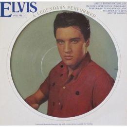 ELVIS PRESLEY - A LEGENDARY PERFORMER