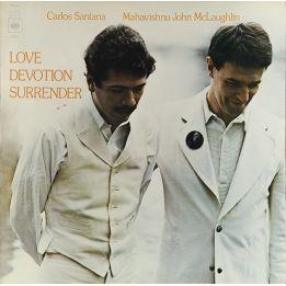 SANTANA/McLAUGHIN - LOVE DEVOTION SURRENDER