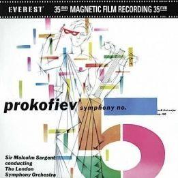 PROKOFIEV - SYMPHONY NO : 5 IN B FLAT MAJOR OP.100