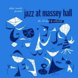 VARIOUS - JAZZ AT THE MASSEY HALL
