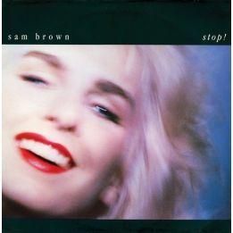 SAM BROWN - STOP