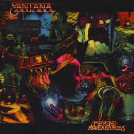 SANTANA - BEYOND APPEARANCES