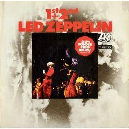 LED ZEPPELIN - 1ST + 2ND
