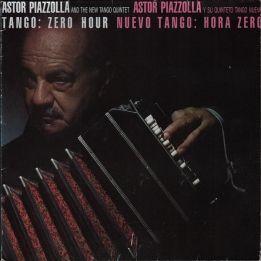 ASTOR PIAZZOLLA - TANGO : ZERO HOUR