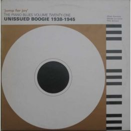 VARIOUS - UNISSUED BOOGIE 1938-1945
