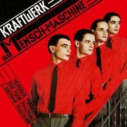 KRAFTWERK - DIE MENSCH.MACHINE