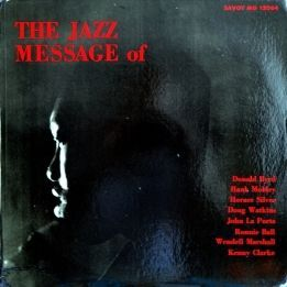 JAZZ MESSAGE OF...